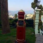 elgin's post box