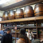 the local bar/pub or bodega as they call it in barcelona