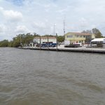 National Park boat docks