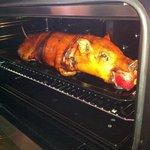 babi guleng! enak