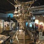 A rocket thruster