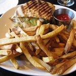 Chicken & Brie Panini