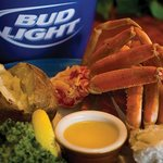Cinderella's All-you-can Eat Crab Leg Special