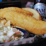 Our famous fish sandwich!