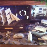 one of the Boat Shed displays