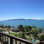 Magnetic Island from balcony
