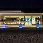 Fachada Hotel Aqua