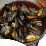 Mussels Cooked in Cider