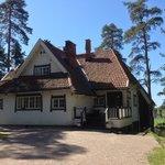 Ainola, the house