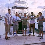 Deep sea fishing Miami - Jumanji Foto