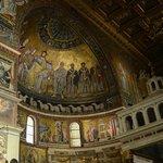 Santa Maria in Trastevere - abside