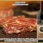Steak and super tuscan wine  cooking class at the price of euro 40,00 included tuscan dinner