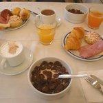 завтрак:)