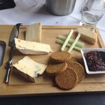 The best ever cheese board