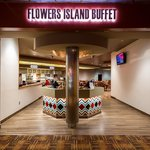 Flowers Island Buffet