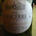 good bottle of Sancerre