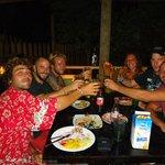 Photo de Jungle Cafe Utila Honduras