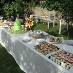 il buffet dei dolci