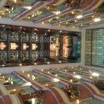 Interior View from Upper floor