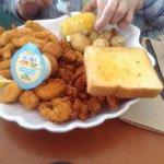 $26 seafood platter