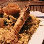 very good seafood rice