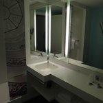 Salle de bain chambre privilège