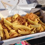 Traditional Authentic Flavourful Cod and Chips