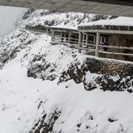 snowy access!