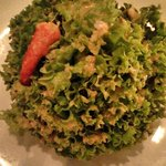 The yummiest crab salad