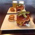 Chung's burger