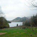 Johnson Pond at Acadia National Park