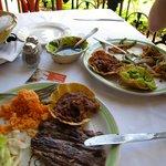 Lunch - Very tasty...