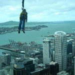 bungee jumper - could you do this?