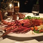 Seafood Lobster dinner - you need to book this