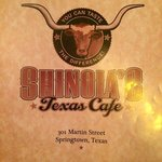 Shinola's Texas Cafe