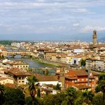 View of Florence from Piazzelli Michaelangelo