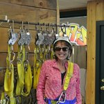 Ready to zip!