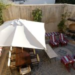 Zacosta - Courtyard