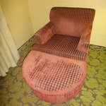 The Beat Up Chair