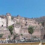 Taragahr Fort/Palace.