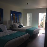 Our room.