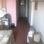 pasillo habitación