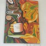 Love the coffee shop