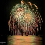 Fireworks South lake Tahoe