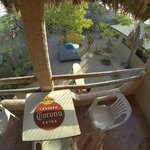 The Penthouse overlooking surf camp Pescadero Baja