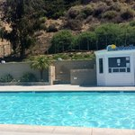great pool (Larger pool)