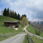 Zell am See - Mitterberghof - vista