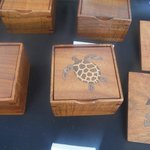 Wooden Turtle Boxes