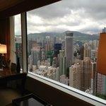 Peak/City view