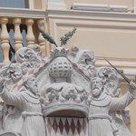 大公宮殿・・・回廊